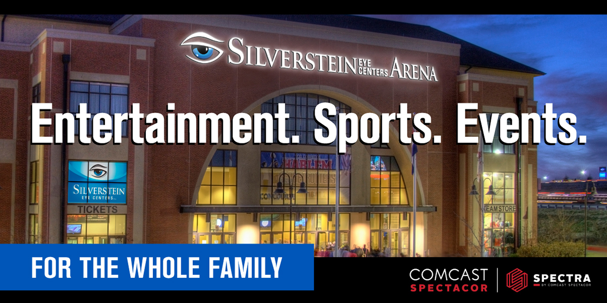 Silverstein Eye Centers Arena | Independence, MO: Home